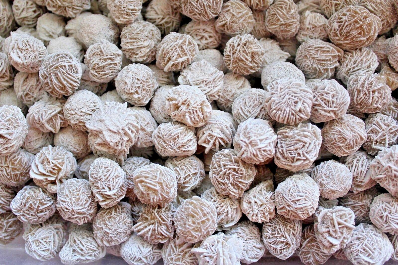 Wholesale Bulk 1 lb Desert Rose Selenite Stones Crystal Healing Love Stone