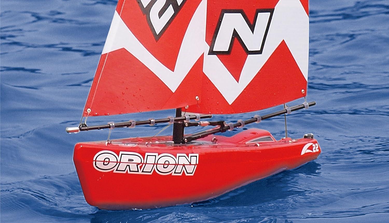 81HXmMsrLTL AC SL1500 in RC Segelboot Orion von Amewi