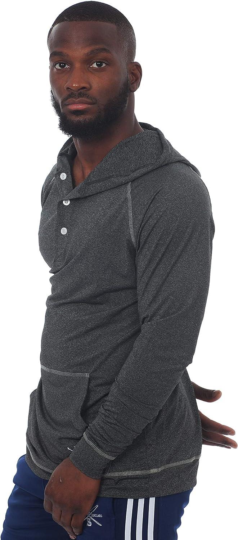 Mens Workout Gym Pullover Sweatshirt Warriors /& Scholars Hoodie for Men