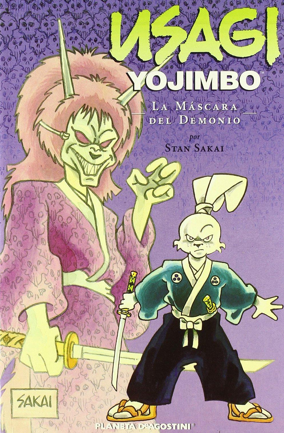 Usagi Yojimbo nº 14: La máscara del demonio Independientes ...