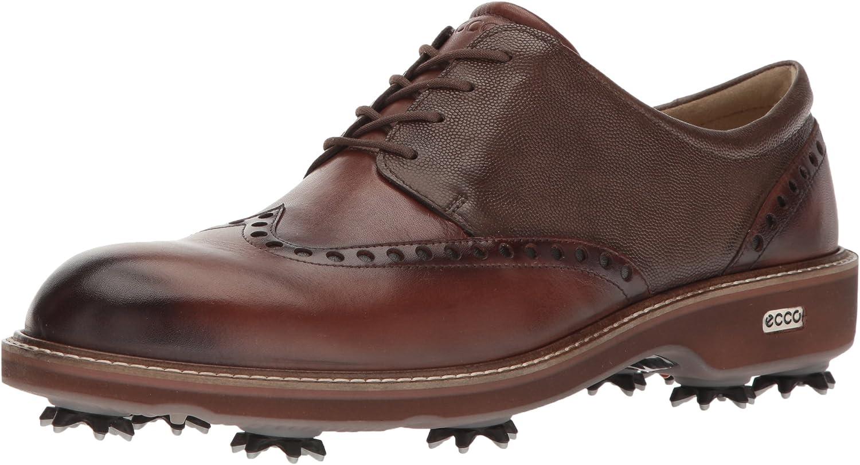 Amazon.com   ECCO Men's Luxe Golf Shoe