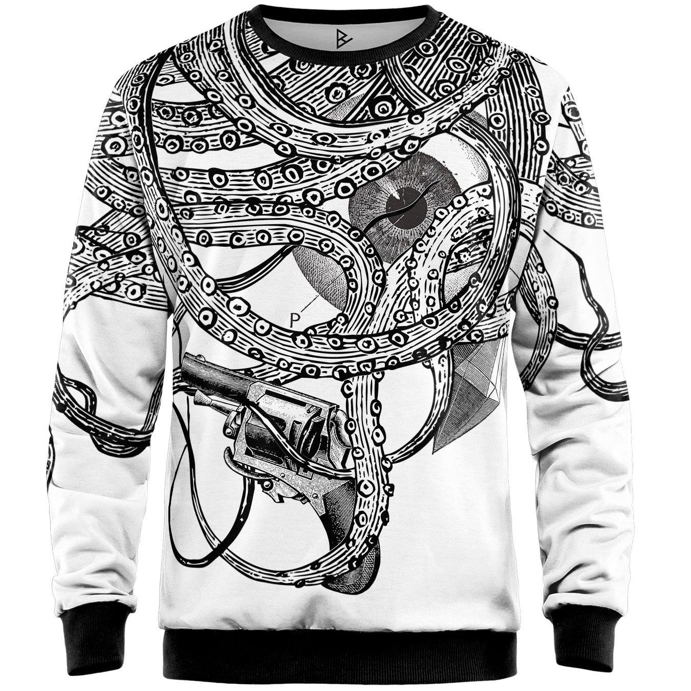 Blowhammer - Sweatshirt Herren - Tentacles SWT