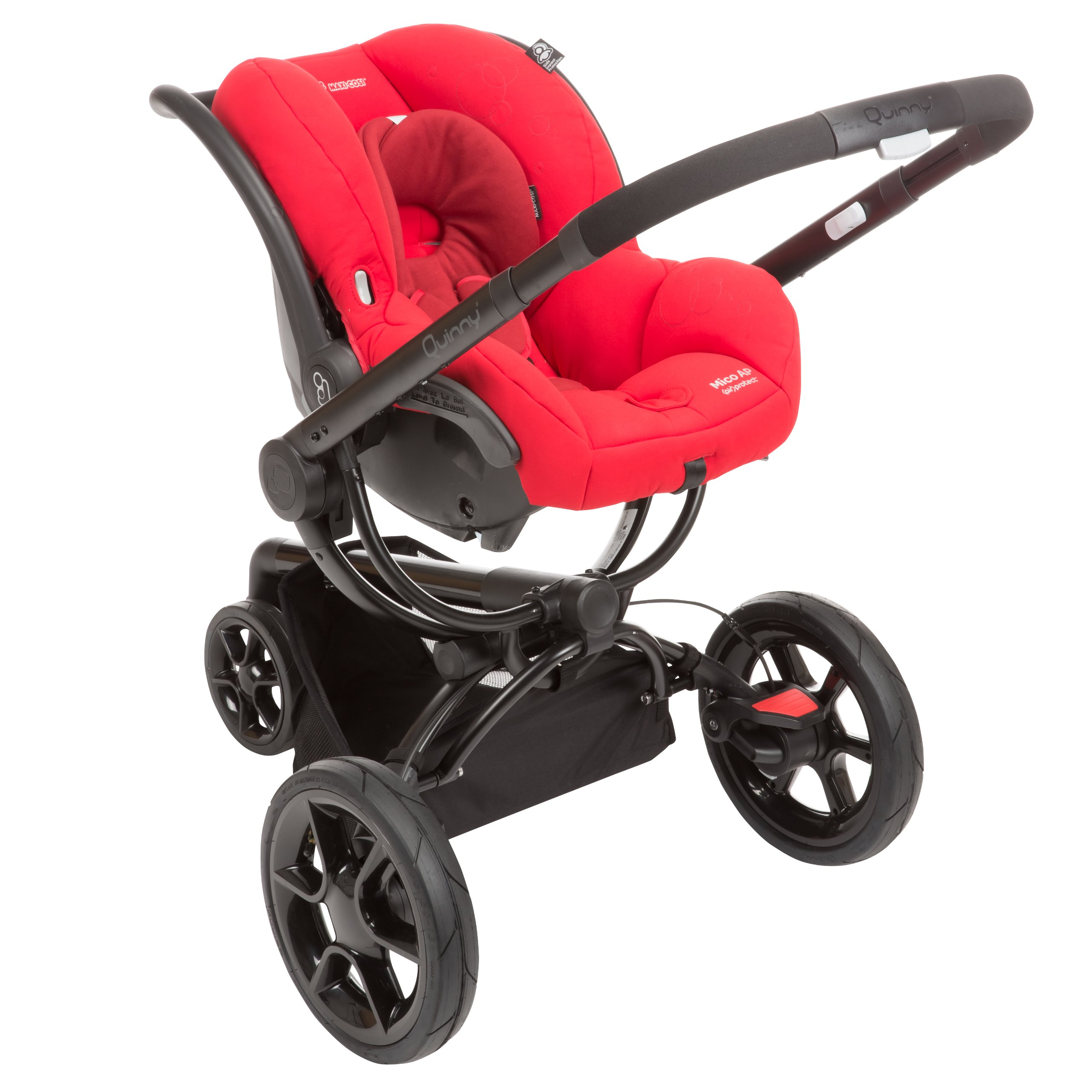 Maxi-Cosi Mico AP Infant Car Seat - Red by Maxi-Cosi (Image #3)