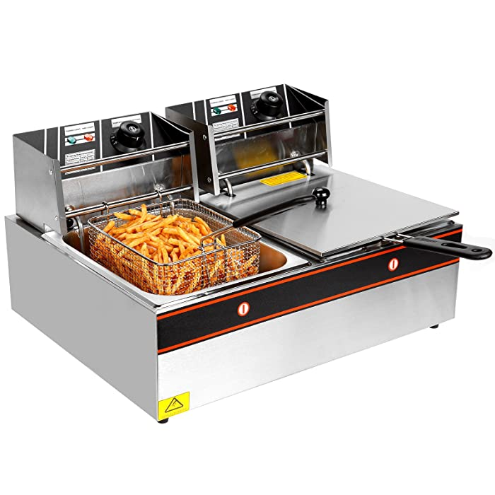 Top 10 Commercial Tabletop Deep Fryer