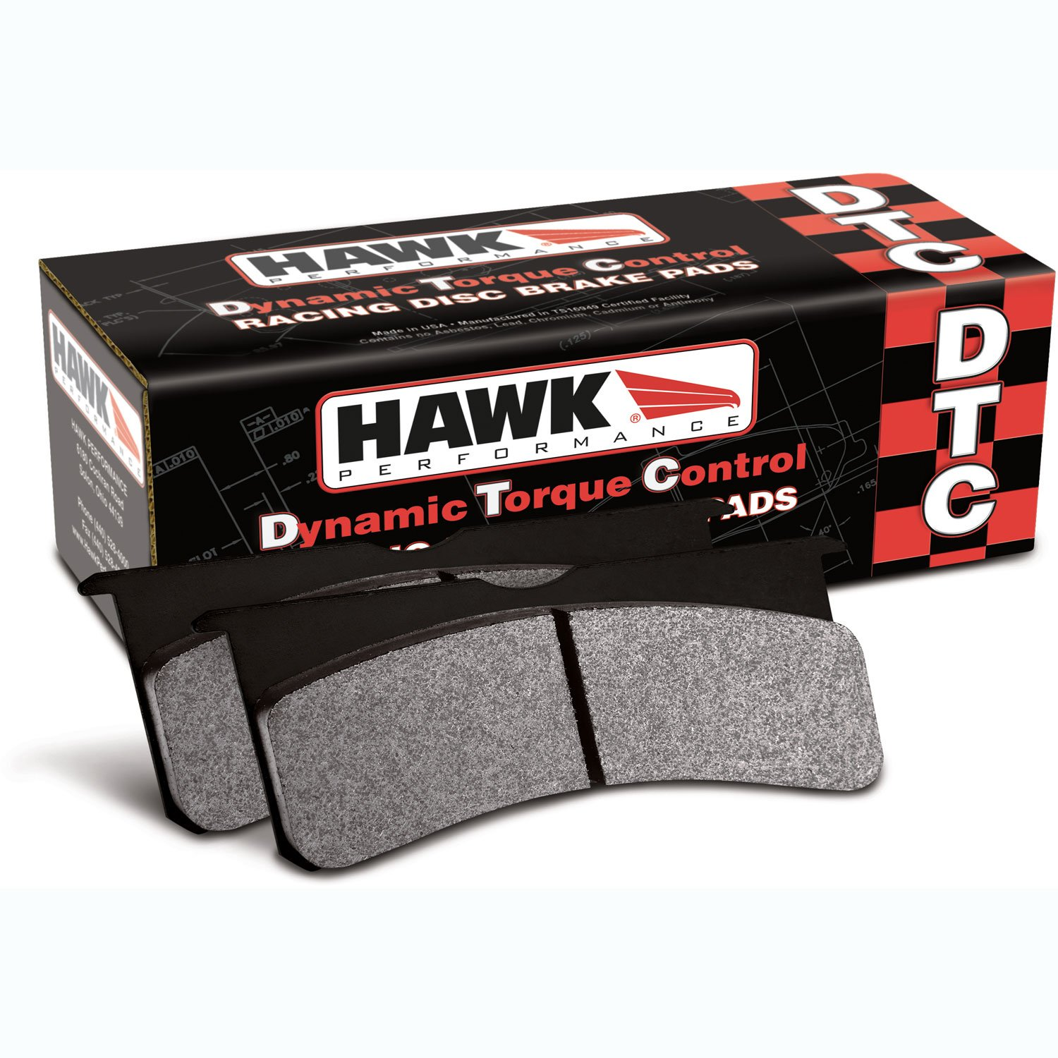 Hawk Performance HB542W.600 Auto Part