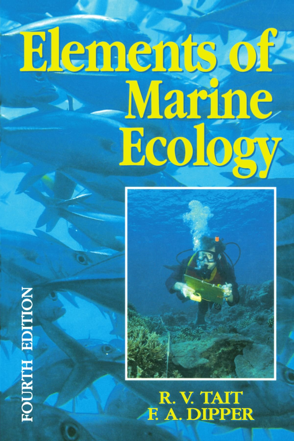 elementes by marine ecology by r v tait book download