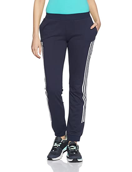 Sport Style Women's Cotton Track Pants Trousers at amazon