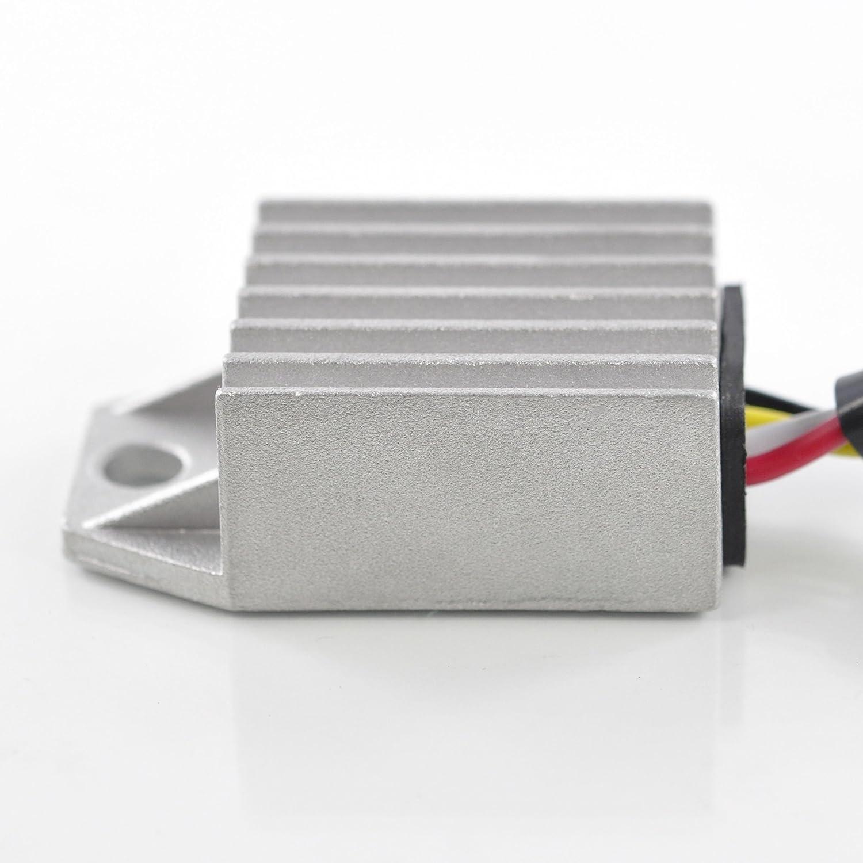 Voltage Regulator Rectifier For Artic Cat DVX 50 /& 90 Utility//Alterra 90 2006-2017 Oem Repl.# 3303-132