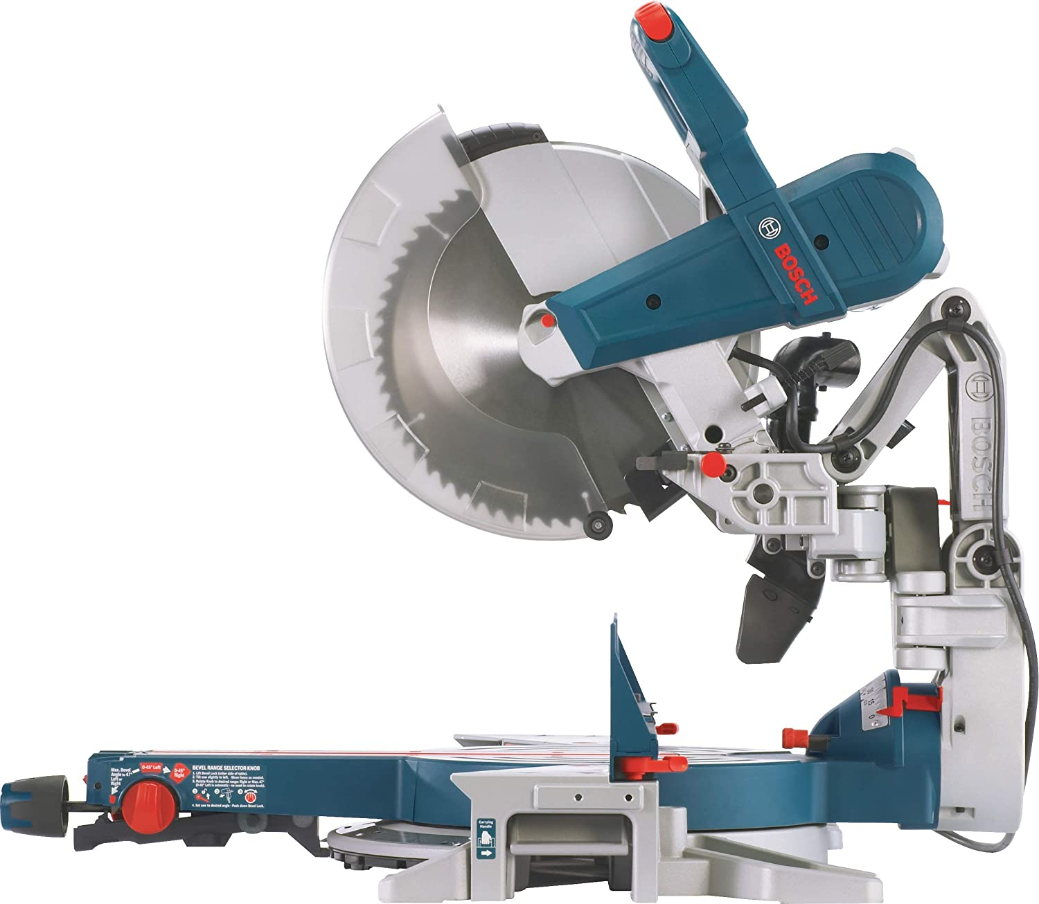 Bosch Gcm12Sd Miter Saw Review