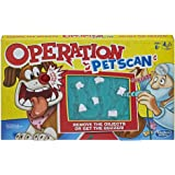 Operation Pet Scan Board Game for 2 or More Players, Kids Ages 6 and Up, with Silly Sounds, Remove The Objects or Get…