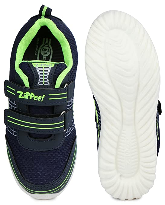877b9e924 TRASE Zippee-HY Sports Shoes for Boys-Girls (for Age  2-12 Years)  Buy  Online at Low Prices in India - Amazon.in