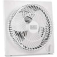 Black & Decker bfb09W 9en. Quiet Mini Mesa Box Fan