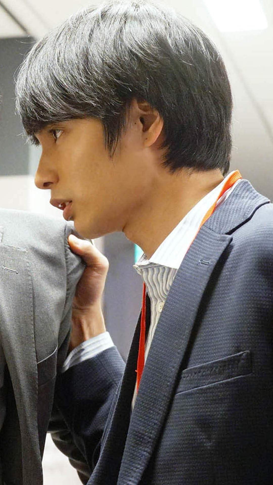 中村蒼 『命売ります』山田羽仁男 フルHD(1080×1920)スマホ壁紙/待受画像