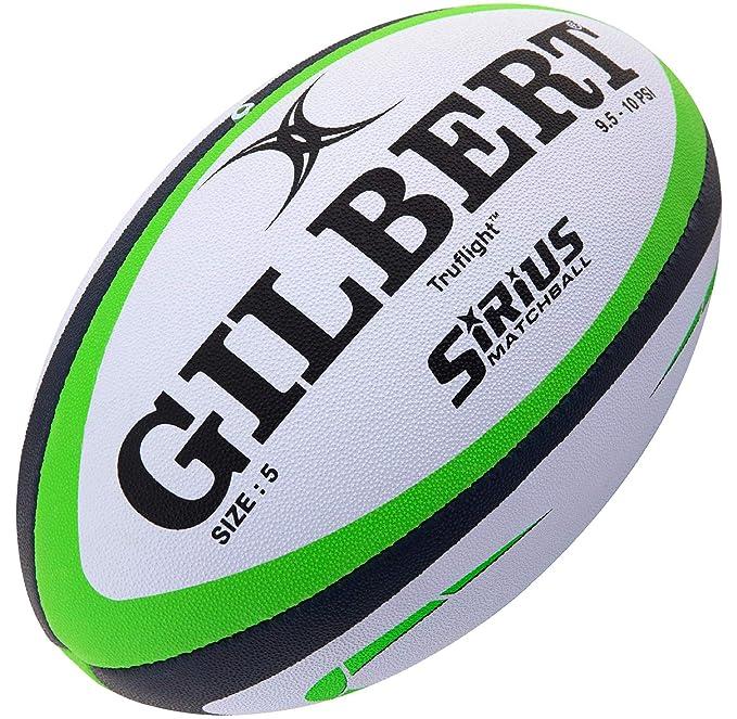 Desconocido Gilbert SZ5 - Pelota de Rugby: Amazon.es: Deportes y ...