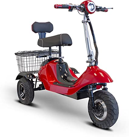 Amazon.com: E-Wheels EW-19 Sporty - Ruedas para bicicleta (3 ...