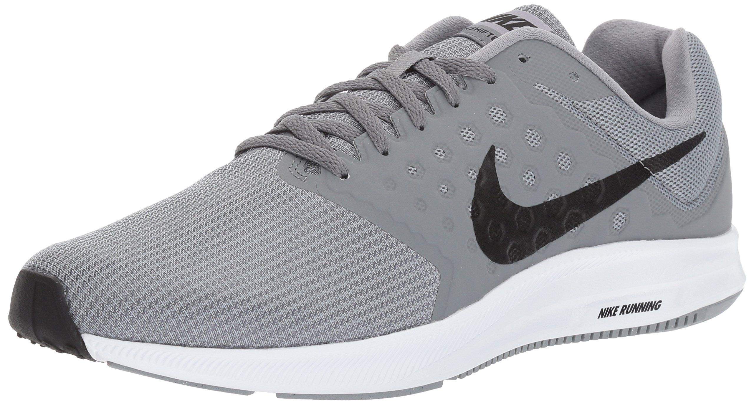 NIKE Mens Downshifter 7 Stealth Black Cool Grey White 13 D(M) US