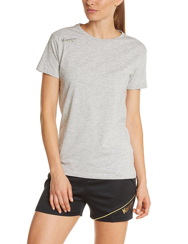 TALLA XL. Kempa Core Femme T-Shirt Camiseta, Mujer