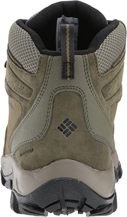 Amazon Com Columbia Men S Newton Ridge Plus Ii Suede Waterproof Hiking Boot Hiking Boots