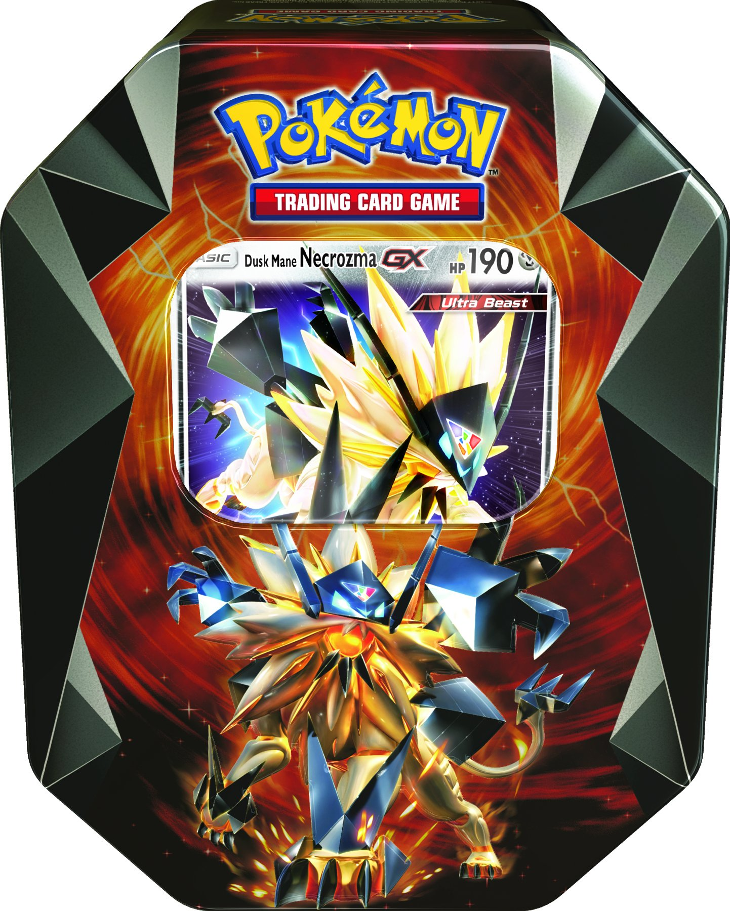 Pokemon Pokémon Tcg: Sun & Moon—Ultra Prism Collectible Cards