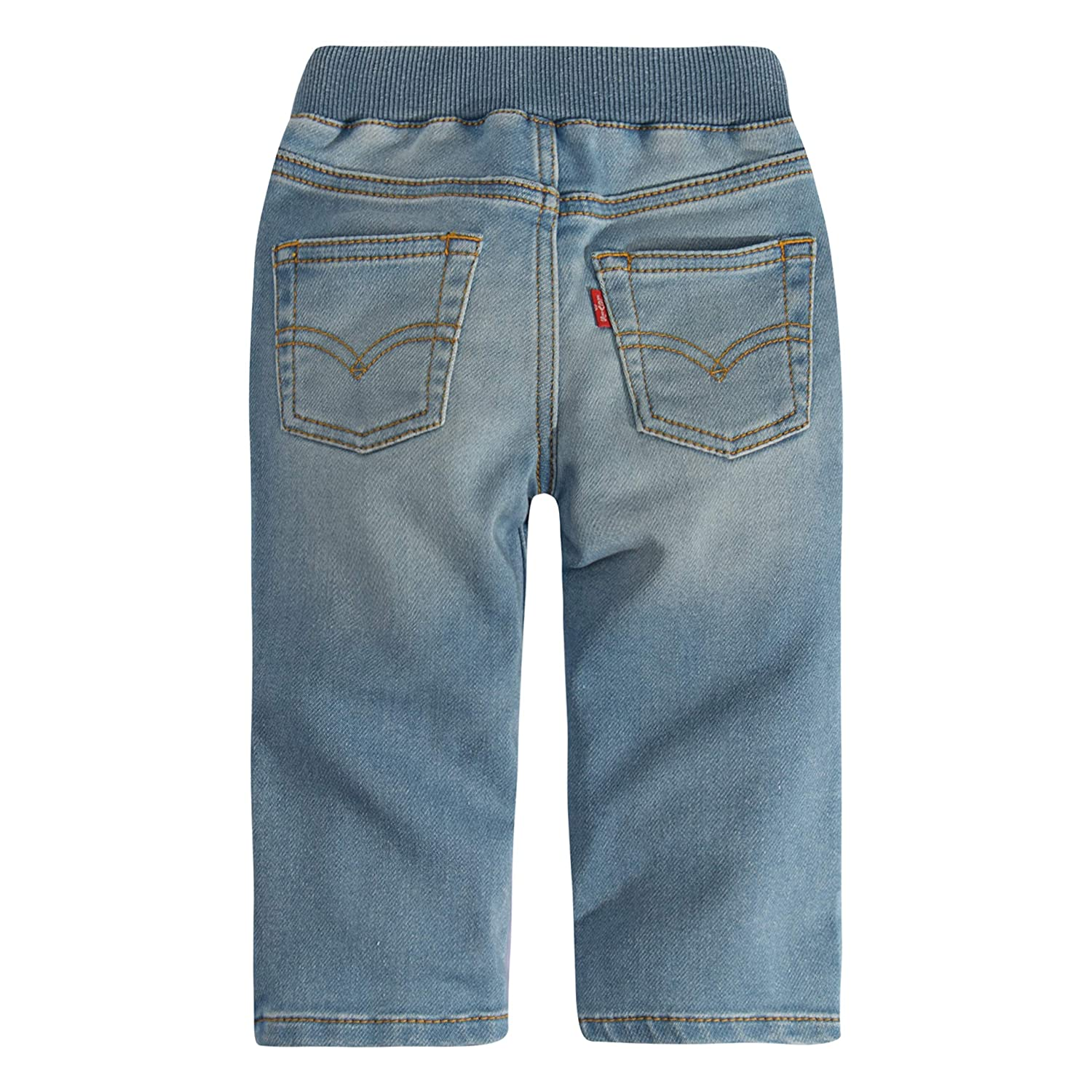 Levis Baby Boys Straight Fit Jeans