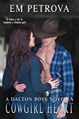 Cowgirl Heart (The Dalton Boys Book 12) Kindle Edition