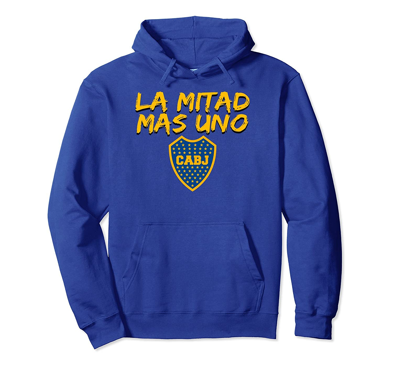 Boca Juniors Soccer Fan Hoodie- TPT