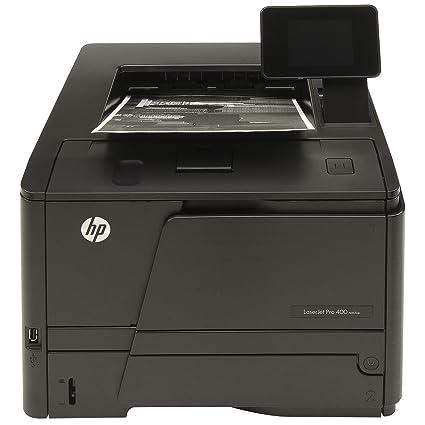 HP Laserjet PRO 400 M401DN - Impresora láser: Amazon.es: Informática