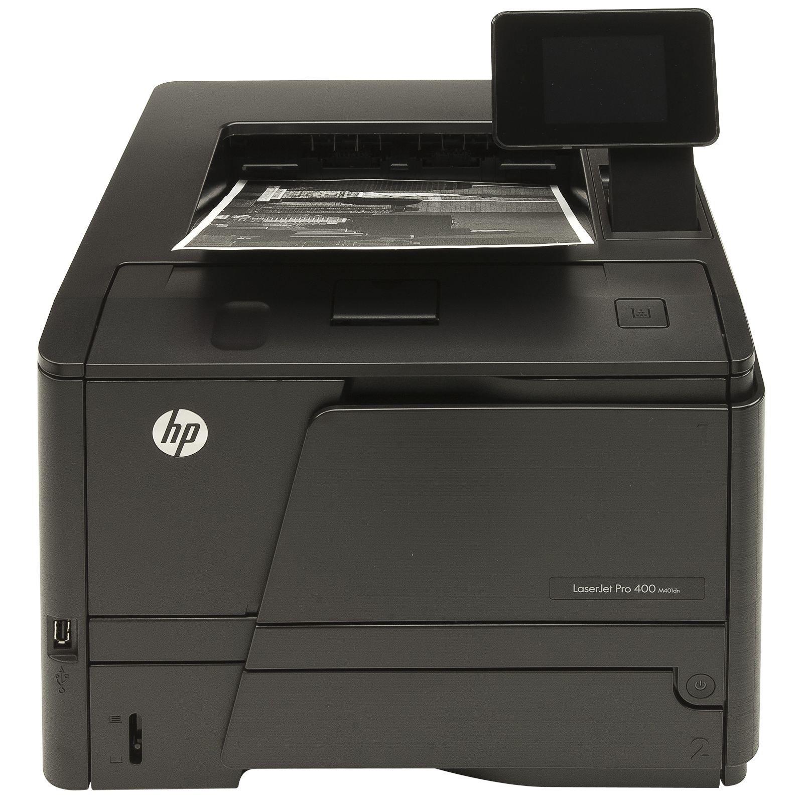HEWCF278A - HP LaserJet Pro 400 M401dn Laser Printer by Refurbish
