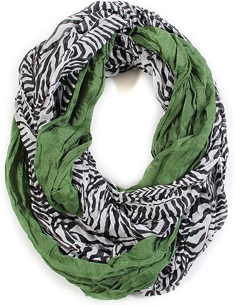 US SELLER animal giraffe circle loop infinity scarf infinity loop scarves
