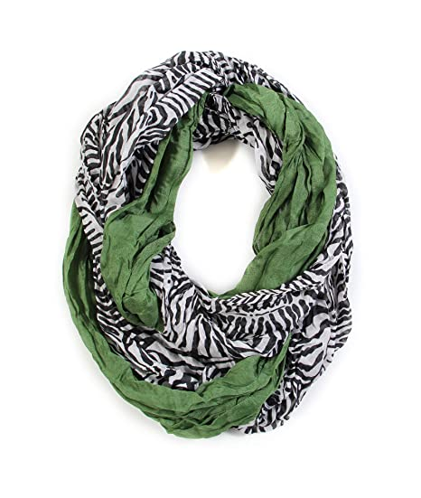 76595088a17 Scarfand's Animal Print Infinity Scarf Wrap Collection