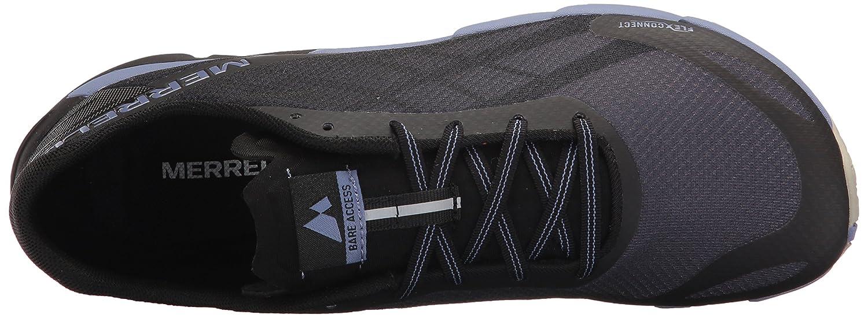 Merrell Women's Runner Bare Access Flex Trail Runner Women's B01MSAI96O 10 B(M) US|Black/Metallic Lilac bb29d3