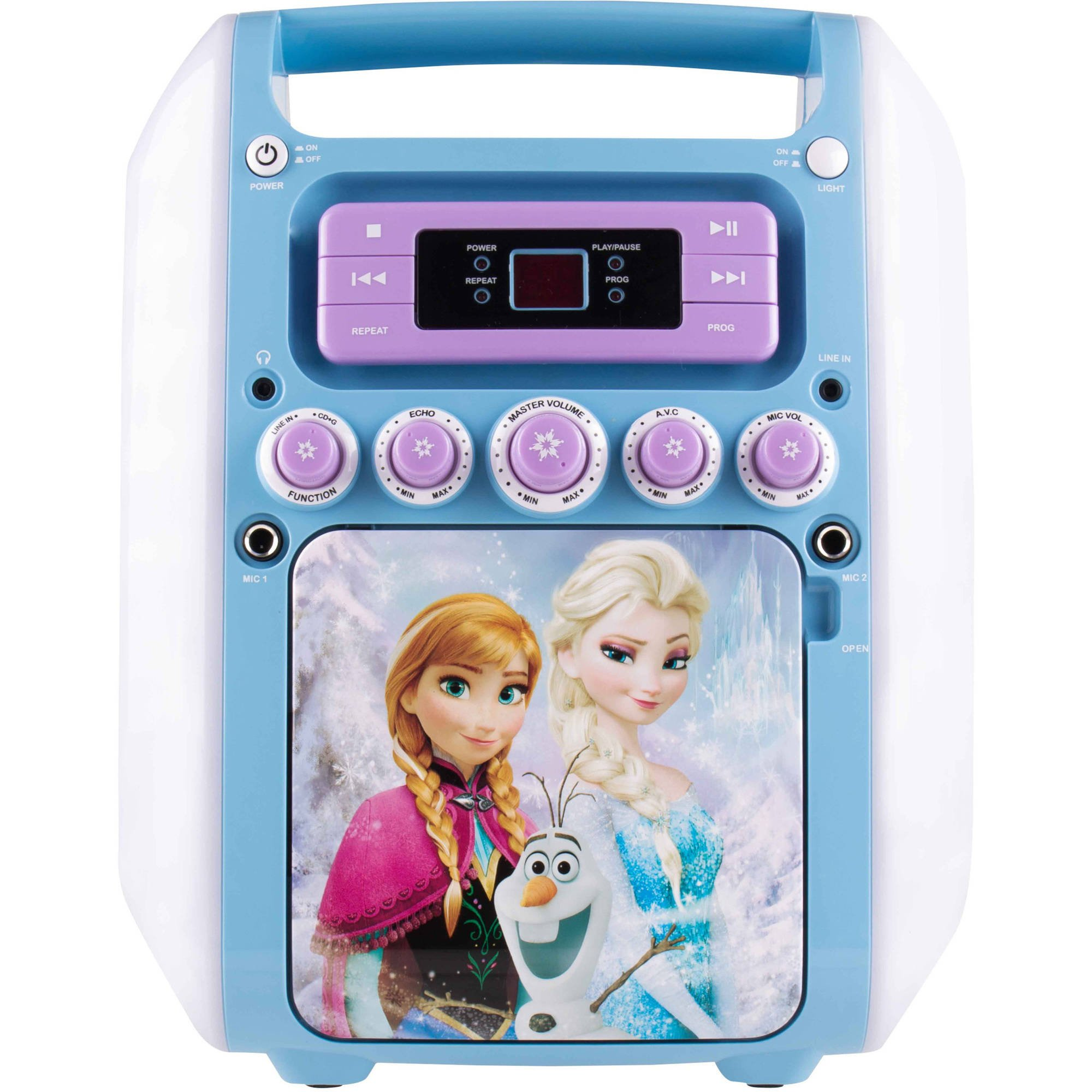 Sakar Frozen Winter Ko2-07027 Magic Karaoke Model by Sakar (Image #3)