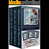 Hearts Grove Cozy Mystery Boxed Set: Books 1 - 3