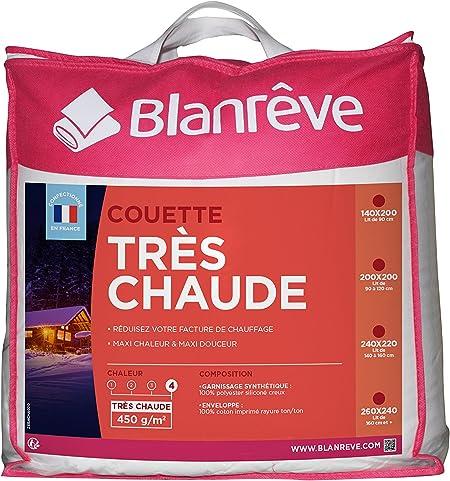 sortie d'usine réduction jusqu'à 60% sur des pieds à Blanrêve Très Chaude 450g 240 x 220