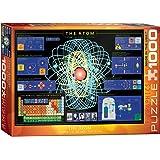 EuroGraphics The Atom 1000 Piece Puzzle