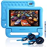 """Dragon Touch KidzPad Y88X 7 Kids Tablet with WiFi, Android 10, 7"""" IPS HD Display, 32GB ROM, KIDOZ Pre-Installed, with Disney"""
