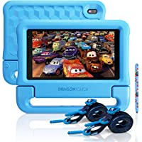 "Dragon Touch KidzPad Y88X 7 Kids Tablet with WiFi, Android 10, 7"" IPS HD Display, 32GB ROM,…"