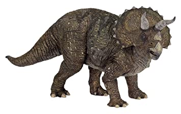 papo the dinosaur figure triceratops
