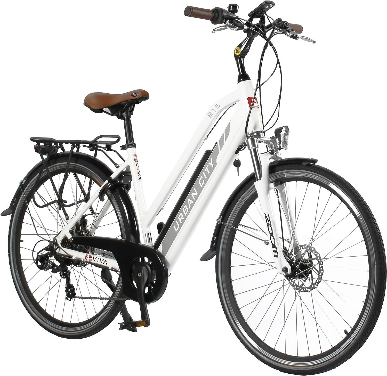 AsVIVA E- Bike CityBike 28