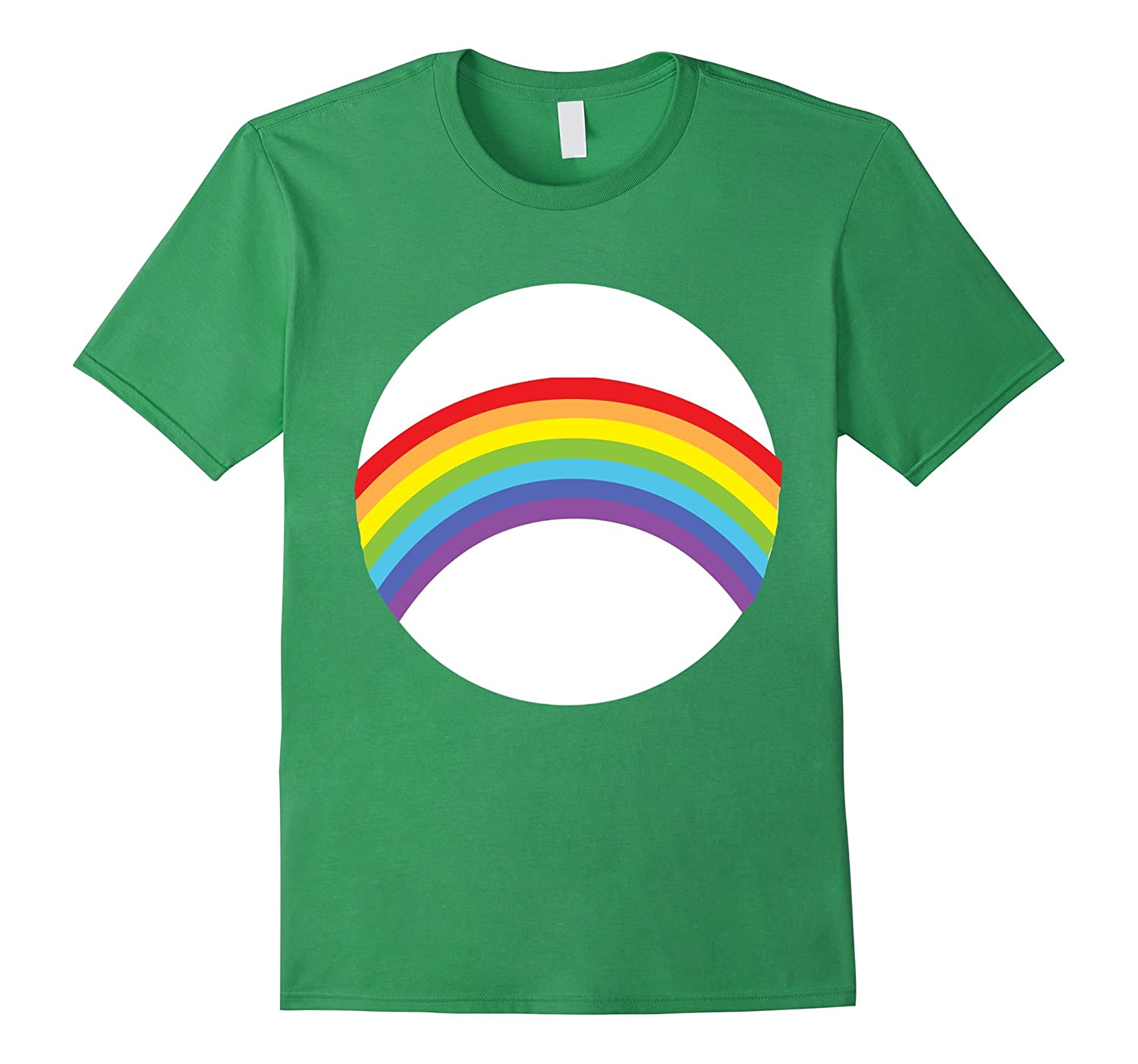 Care For Bears Rainbow Halloween Group Costume TShirts-T-Shirt