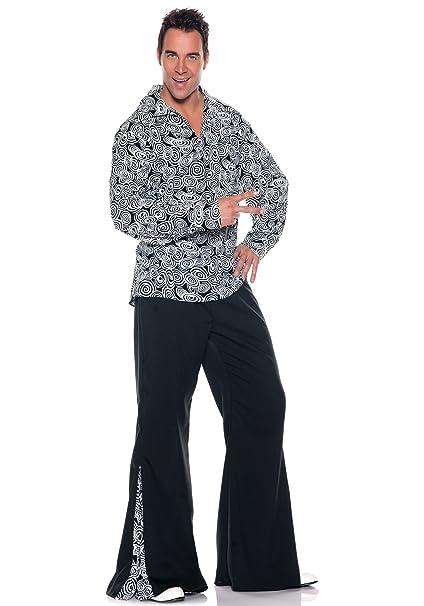 Amazon Underwraps Plus Size Funky Disco Costume 3x Clothing