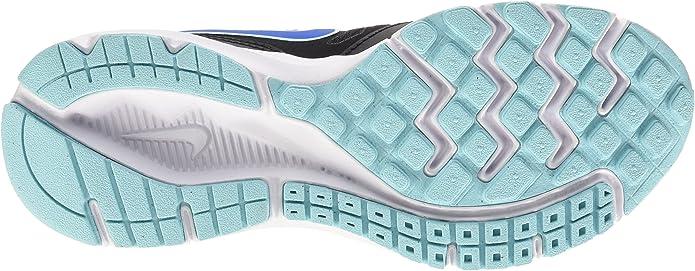 Nike Downshifter 6 - Zapatillas de Running para Mujer, Color Negro/Azul/Blanco, Talla 40: Amazon.es: Zapatos y complementos