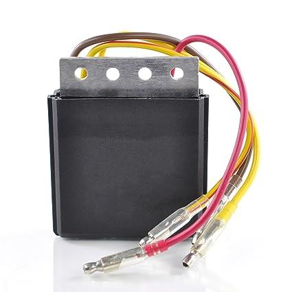 amazon voltage regulator rectifier for polaris sportsman 500  voltage regulator rectifier for polaris sportsman 500 worker 500 scramber 500 magnum 500 1997 1998 1999