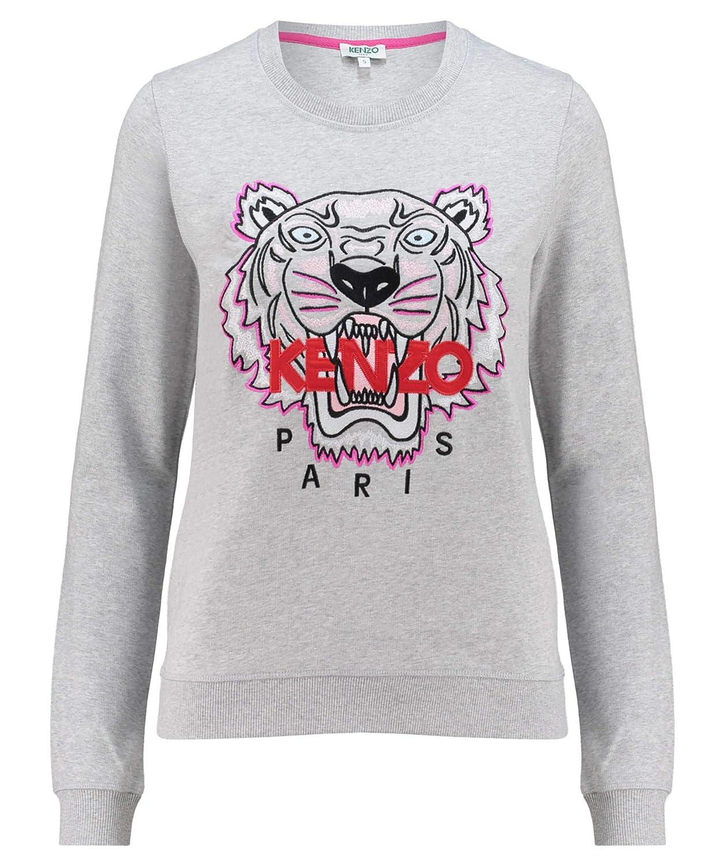 Kenzo Damen Sweatshirt ´´Silver Tiger´´