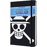 """Moleskine Limited Edition One Piece Notebook, Hard Cover, Large (5"""" x 8.25"""") Ruled/Lined, Flag, 240 Pages"""