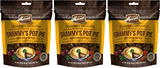 product image for Merrick 3 Pack of Kitchen Bites Dog Biscuits, 9 Ounces each, Grammy's Pot Pie, Grain- and Gluten-Free