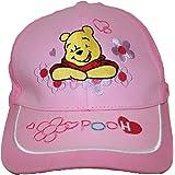 Disney winnie l ourson-casquette-rose-fille
