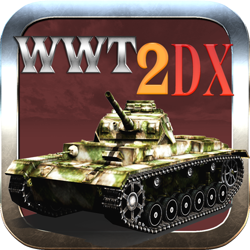 War World Tank 2 Deluxe product image