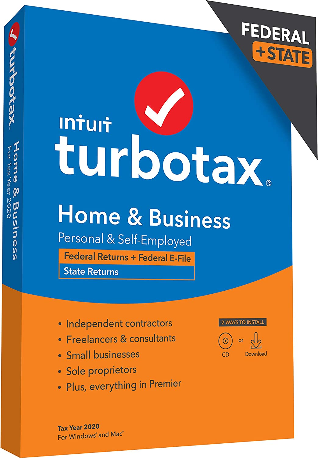 TurboTax Home & Business Discount Coupon Code