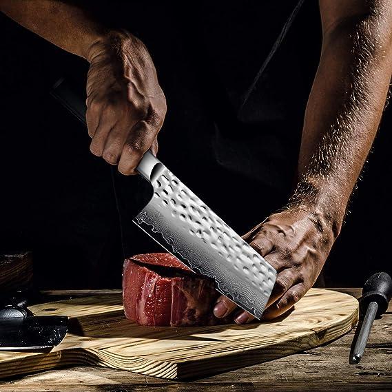 Amazon.com: Cuchillo para verduras, cuchillo de cortar de ...